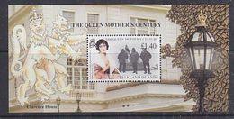 Falkland Islands 1999 Queen Mother's Century M/s  ** Mnh (37911) - Falklandeilanden