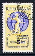 ROMANIA 1962 World Ladies Handball Win Used.  Michel 2094 - 1948-.... Républiques