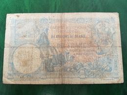 Billet De Dix Francs 1893 Royaume De Serbie - Serbia