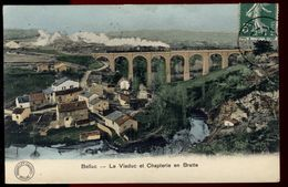 Bellac - Le Viaduc Et La Chapterie En Brette - Bellac