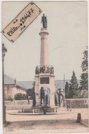 73 Chambéry - Cpa / La Fontaine Des Eléphants. - Chambery