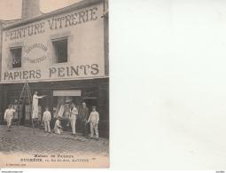 Mayenne-Maison De Peinture-Duchêne-Photo Chevrinais. - Mayenne