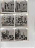 Lot De 12 Vues Stereoscopiques Italie 17X8.5cm. - Italy