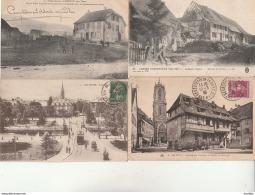 Lot De 13 CPA Alsace. - Alsace