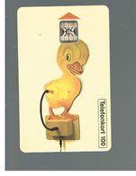 SVEZIA (SWEDEN) - TELIA  (CHIP) -  1992      DUCKLING      - USED - RIF. 10017 - Sweden