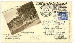 CPDépliable - MONTRICHARD En TOURAINE - Montrichard