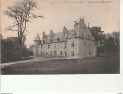 Ploumoguer-Château De Kérurien. - France