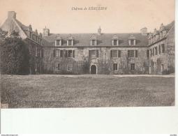 Château De Kéruzien. - France