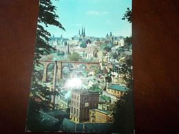 B682  Lussemburgo Viaggiata Pieghina Angolo - Non Classificati