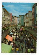 Allemagne--STUTTGART--1969--Schulstrasse (très Animée)--timbre - Cachet - Stuttgart