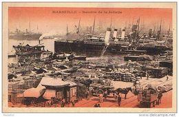 Cpa..13..MARSEILLE..BASSIN DE LA JOLIETTE - Joliette, Port Area