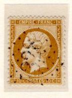 SEINE ET MARNE : GC 4328 Sur Yt 21 VOULX - Marcophilie (Timbres Détachés)