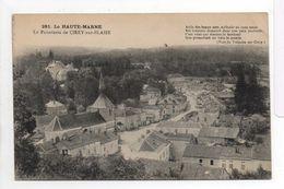 - CPA CIREY-SUR-BLAISE (52) - Panorama - Photo Baudinière 281 - - France