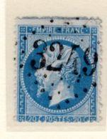 DOUBS : GC 3249 Sur Yt 22 RUSSEY - 1849-1876: Periodo Classico