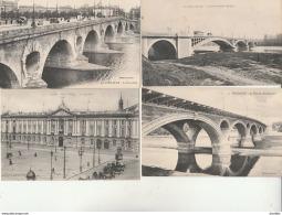 Lot De 11 CPA-Toulouse. - Toulouse