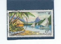 France Polynesie  N° 9    O     Val : YT   4,00 € - Oblitérés