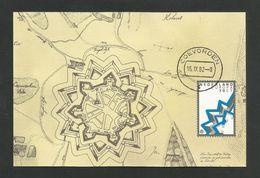 Niederlande 1982  Mi.Nr. 1220 , EUROPA CEPT Historische Ereignisse - Maximum Card - Stempel Coevorden 16.IX.82 - Europa-CEPT