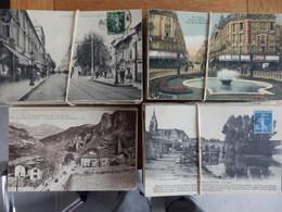 Lot De 922 Cartes Postales De France (CPA: 525 - Des Années 1950: 52 Et De 1960 à 2000: 345) - Postcards