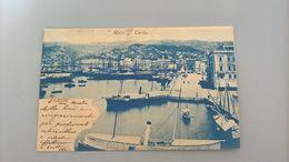 CARTOLINA TRIESTE - MOLO S. CARLO - Trieste