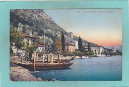 Small Post Card Of  Lago Di Lugano Lombardy, Italy,N64. - Como