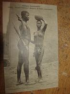 C.P.A.-  Afrique - Burkina Faso - Région De Bobo Dioulasso - Types Bobos - 1910 - SPL (R2) - Burkina Faso