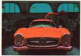 Mercedes 300 SL  -   Photo Didier Mignot  -  Carte Postale Moderne - Turismo