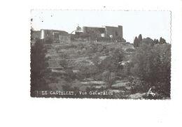Cpsm - 83 - Le Castellet - Vue Generale - Aris Bandol - 1958 - Tour - Le Castellet