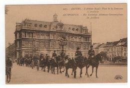 2075. Anvers - L'Athenée Royal - Place De La Commune  L'Artillerie - Antwerpen