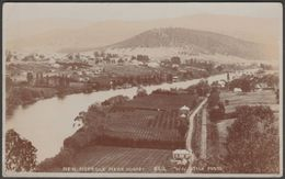 New Norfolk, Near Hobart, Tasmania, C.1910 - W J Little RP Postcard - Australia