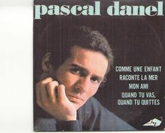 """CD 4 Titres Pascal Danel """" Comme Une Enfant, Raconte La Mer, Mon Ami, Quand Tu Vas Quand Tu Quittes """" - Music & Instruments"""
