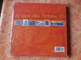 Livre Des Timbres 2007 - Autres Livres