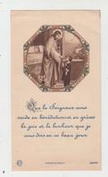 IMAGE RELIGIEUSE / SOUVENIR De COMMUNION SOLENNELLE - EGLISE De CRANSAC - 25 Juin 1944 - Images Religieuses