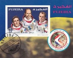 FUJEIRA  APOLLO 15  1971 - Fujeira