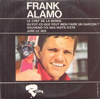 """CD 4 Titres Frank Alamo """" Le Chef De La Bande, Qu'est Ce Que Peut Bien Faire Un Garçon, Souviens Toi Des Nuits D'été..."""" - Music & Instruments"""