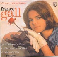 """CD 4 Titres France Gall N'ècoute Pas Les Idoles, Les Rubans Et La Fleur, Ne Dis Pas Au Copain, Si J'étais Garçon """" - Music & Instruments"""