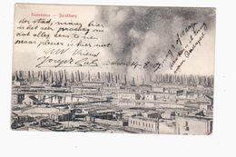 Baku Bacou Balakhany Oil Erdöl 1907 OLD POSTCARD 2 Scans - Azerbaïjan