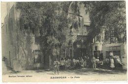 ZAGHOUAN - La Poste  (103452) - Tunisie