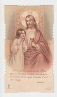 IMAGE RELIGIEUSE / SOUVENIR De 1ère COMMUNION - EGLISE ST JEAN BAPTISTE DE GRENELLE - 22 AVRIL 1915 - Images Religieuses