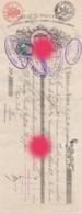 SAINT SERVAIS LEZ NAMUR 1900 Société Nouvelle Des Produits Emaillés & étamés Rare - Bills Of Exchange
