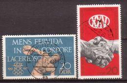 DDR , 1971 , Mi.Nr. 1660 / 1667 O / Used - DDR