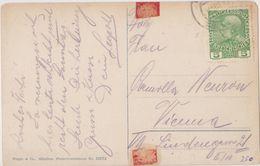 D974  --  RAGUSA  --  DUBROVNIK  --   SCIROCCOBRANDUNG  UBER St. MARIA KASERNE   /  1916  /    Edit.  PURGER & Co - Kroatien