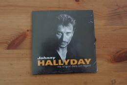 JOHNNY HALLYDAY MA RELIGION DANS SON REGARD CD NEUF SCELLE DE 2005 VARIANTE - Rock