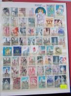 61 TIMBRES FRANCE  - L-52 - Lots & Kiloware (mixtures) - Max. 999 Stamps