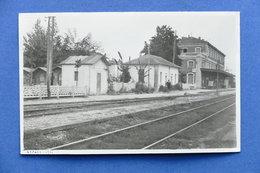 Cartolina Stazione Di Rovato - 1931 - Brescia