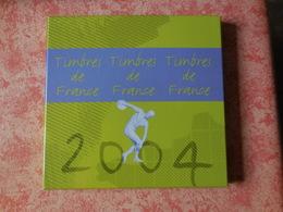 Livre Des Timbres 2004 - Autres Livres