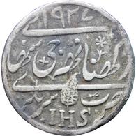 1871 (1928) Ranbir Singh India States Kashmir Rupee Silver Coin - India