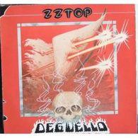 ZZ TOP Deguello Label:warner Bros  Original 1979 Pochette :VG Disque:VG++ - Rock