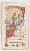 IMAGE RELIGIEUSE / SOUVENIR De 1ère COMMUNION - Images Religieuses