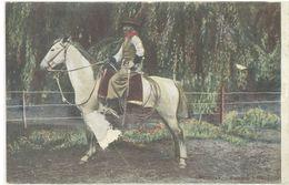 URUGUAY -Caballo - Homme A Cheval    (103473) - Uruguay