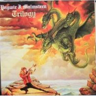 YNGWIE MALMSTEEN Trilogy Label:polydor Original 1986 Pochette:VG++ Disque:VG++ - Hard Rock & Metal